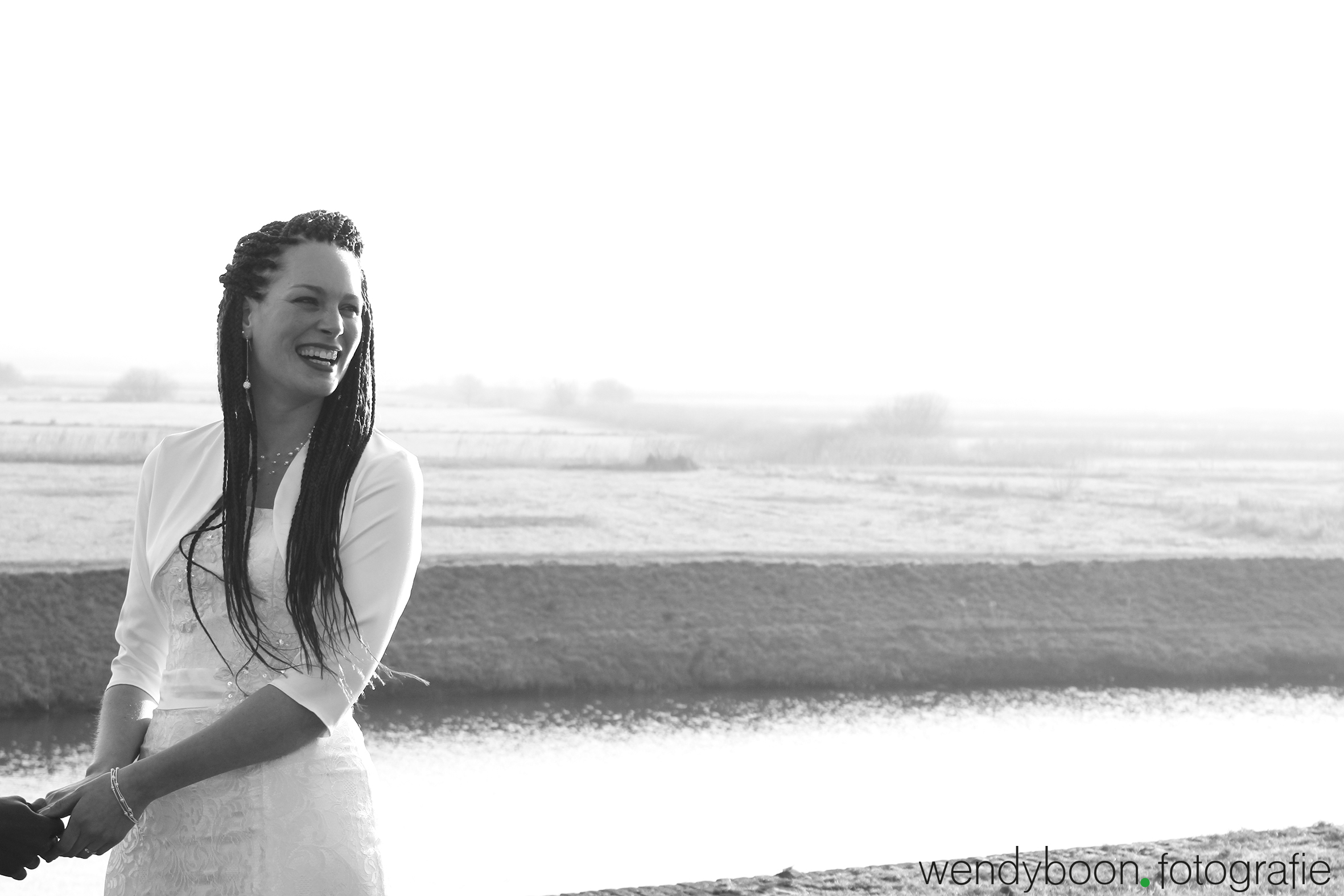 Bruidsfotografie Inge & Baba